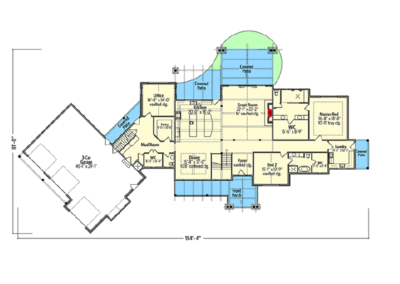 The Orchid Floor Plan