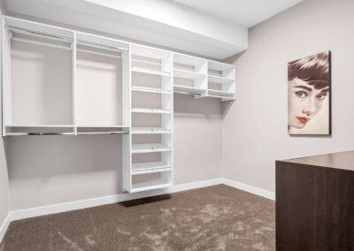 Bedroom 3 WIC